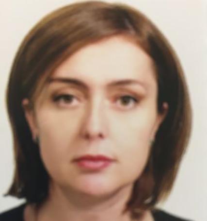 Rudina Rama, Project Coordinator, Universiteti i Tirane