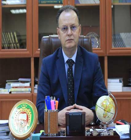 Skender Topi, Steering Committee T@sk, Universiteti i Elbasanit